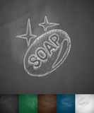SOAP icon Stock Images