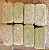 Soap from Marseille Royalty Free Stock Photography