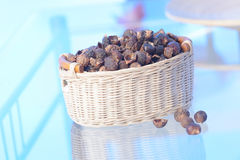 Soap nuts Stock Photography