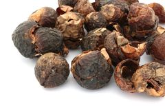 Soap Nuts Royalty Free Stock Image