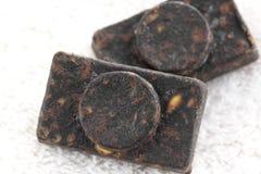 Soap-peeling Royalty Free Stock Photo