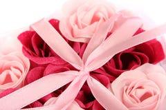 Soap petal Royalty Free Stock Image