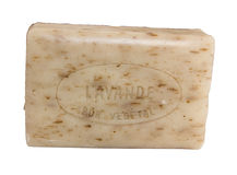 Soap of provence Royalty Free Stock Images