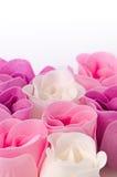 Soap roses Stock Photos