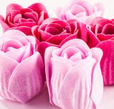 Soap roses Royalty Free Stock Photography