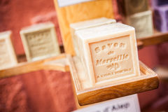 Soap shop Stock Photo