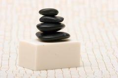 soap spa πέτρες Στοκ Εικόνες