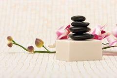 soap spa πέτρες Στοκ Φωτογραφίες
