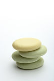 Soap stack 2 Royalty Free Stock Images