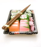Soap Sushi Royalty Free Stock Photography