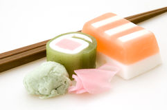 Soap Sushi Royalty Free Stock Image