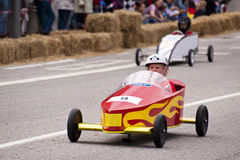 Soapbox derby Stock Image
