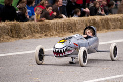 Soapbox derby Royalty Free Stock Photo