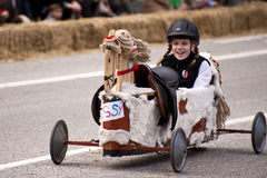 Soapbox derby Royalty Free Stock Image