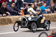 Soapbox derby Royalty Free Stock Photography