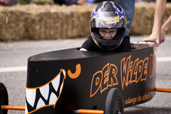 Soapbox derby Stock Photo