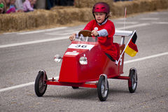 Soapbox derby Stock Images