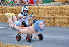 Soapbox Race Royalty Free Stock Photo