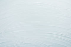 Soaped yttersida Abstrakt enkel bakgrund, bakgrund ämnet av lokalvård Vit ljusa skuggor Top beskådar Närbild Royaltyfria Bilder