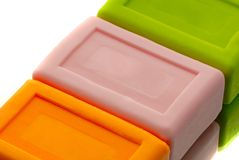 Soaps Royalty Free Stock Photography