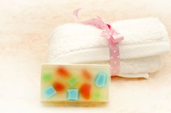 Soaps Stock Photography