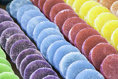 Soaps artisans colors Royalty Free Stock Photography
