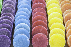 Soaps artisans colors Royalty Free Stock Photos