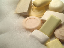 Soaps and Suds Royalty Free Stock Photo