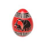 Soapstone Stone Egg Stock Image