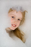 Soapy Stock Image