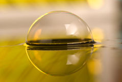 soapy abstrakt bubbla scene18 Arkivfoton