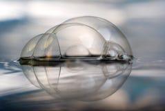 soapy bubbla Royaltyfria Foton