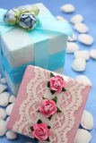 Soapy Gifts Stock Photos