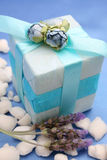 Soapy Gifts Stock Photography