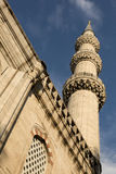 Soaring minaret Royalty Free Stock Photo
