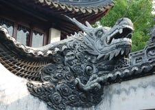 Soaring up Dragon Royalty Free Stock Photos