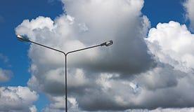 Sobót latarnie uliczne Obrazy Royalty Free