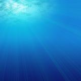 Sob o amor da água ilustração stock