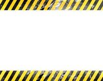 Sob o molde do fundo do Web site da construção Fotografia de Stock