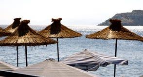 Sob o sol em crete Imagens de Stock Royalty Free