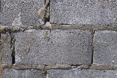Sob a parede da construção Fotografia de Stock Royalty Free