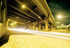 Sob a ponte 03 Imagem de Stock