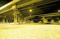Sob a ponte 04 Imagens de Stock Royalty Free