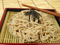 Soba Royalty Free Stock Images