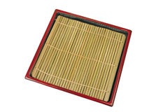 Soba dish-clipping path Royalty Free Stock Photos