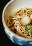 Soba noodle Japanese food cuisine Royalty Free Stock Photos