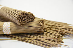 Soba noodle Royalty Free Stock Photos
