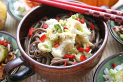 Free Soba Noodles Stock Image - 6381721