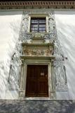 Wedding Palace, Bytca, Slovakia royalty free stock photo