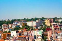 Sobborghi di Costantinopoli Fotografia Stock Libera da Diritti
